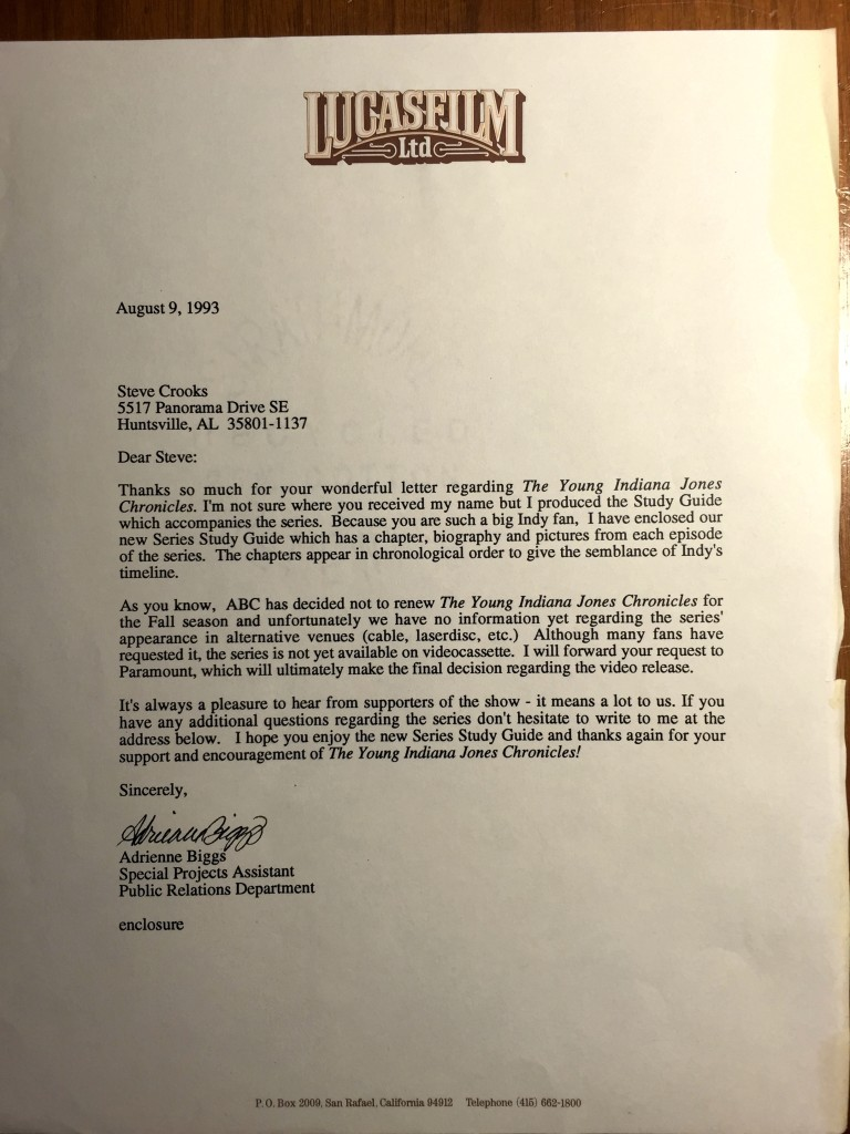 The Reply Letter